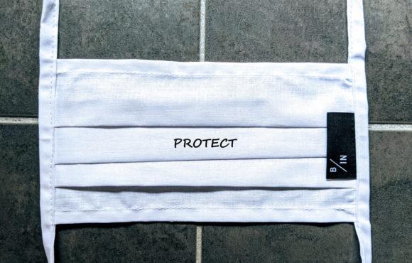 「PROTECT」キャンペーン開始。BRAASI手作りマスクをプレゼント